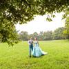 终于在成都婚纱摄影工作室拍完婚纱啦,太开心!