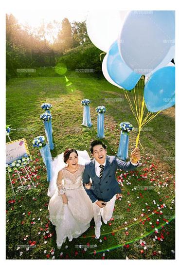 婚礼的祝福