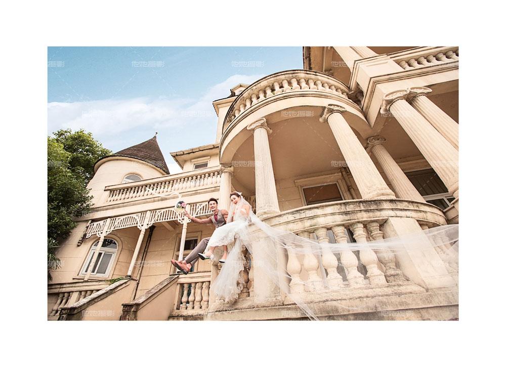 世界乐园婚纱照