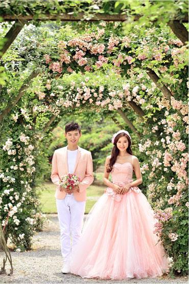 花园婚礼-3