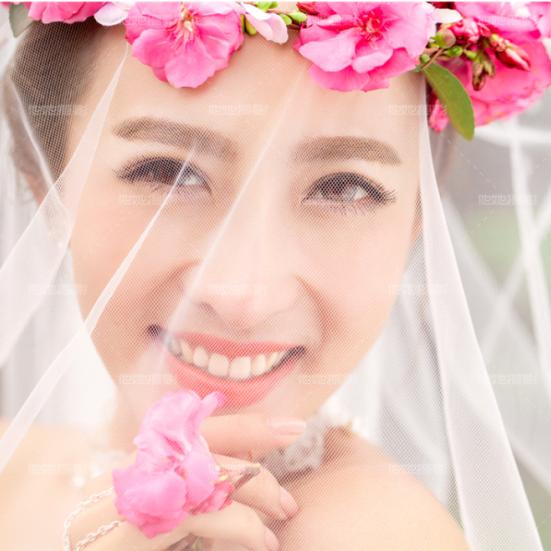 新娘如何在拍摄婚纱时显瘦的绝技攻略