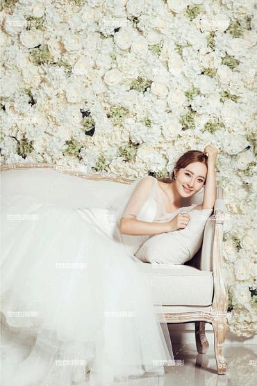 韩式婚纱照 - 朱丽叶的微笑