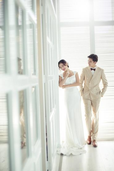 韩式婚纱照 - 一见倾心