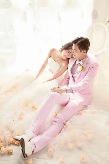 韩式婚纱照 - 倾慕