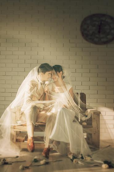 韩式婚纱照 - 暮光