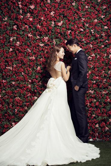 韩式婚纱照 - 玫瑰蜜语