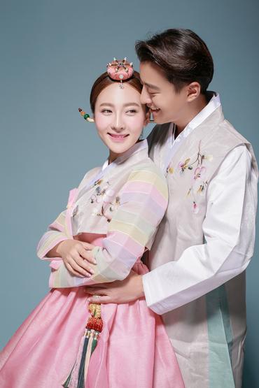 韩式婚纱照 - 韩国新娘