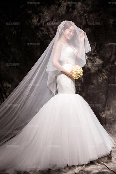 韩式婚纱照 - 韩城热恋
