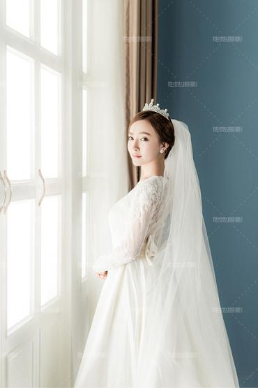 韩式婚纱照 - 安妮公主