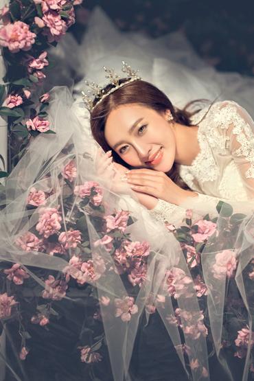 韩式婚纱照 - 繁花迷梦
