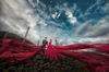 探秘川西秘境的婚照之旅-来自加拿大新人的感谢信