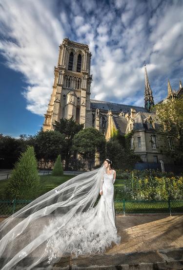 【全球旅拍】- 巴黎