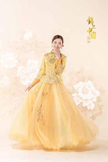 雅致美学馆 成都婚纱照 室内婚纱照   中式婚纱照  新中式