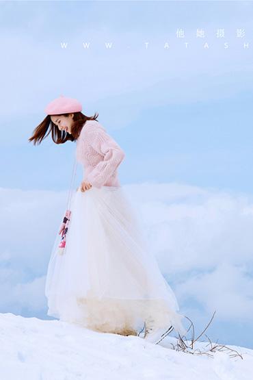 九鼎山/雪景