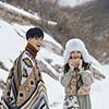 川西旅拍婚纱照|雪景婚纱照|旅拍婚纱照|新疆旅拍婚纱照|青海旅拍婚纱照